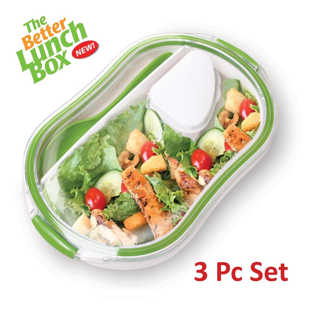 The Better Lunch Box - 3pc Set