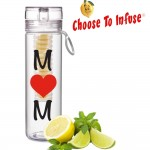 Mother's Day Infuser Water Bottle