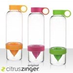 The Citrus Zinger in 3 Colors