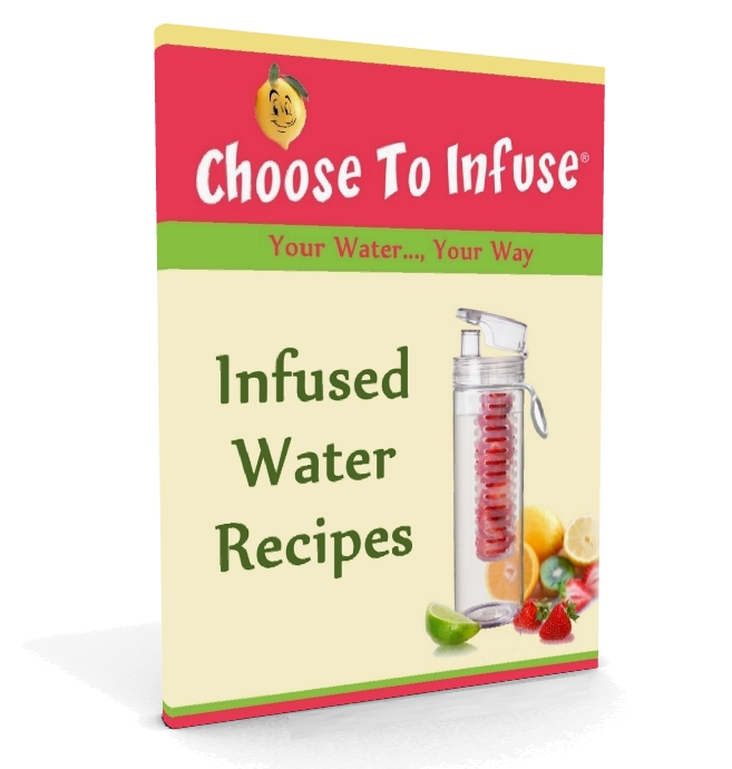 FREE Infused Water Recipe Guide