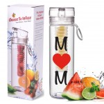 Mother's Day Infuser Water Bottle Gift Boxed